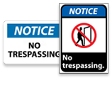 ACCESS SIGNS