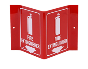 Fire & Emergency Situation Signs
