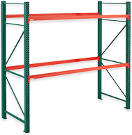 Steel King Pallet Racks