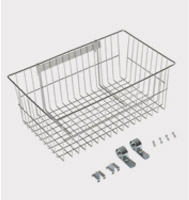 Document Holder & Utility Baskets