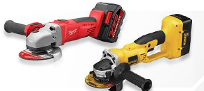 Cut-Off Cordless Machines