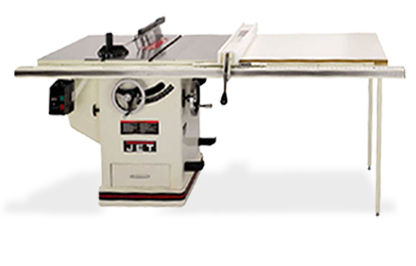 "JET 1-Phase 50"" Deluxe XactaSaw Table Saw"