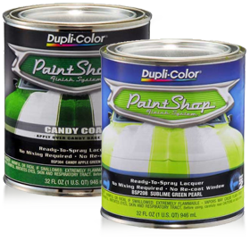 Vehicle Paints