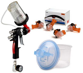Vehicle Spray Gun Kit