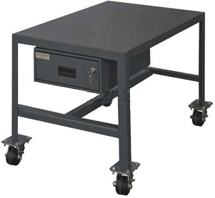 Mobile Machine Tables