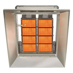 Infrared Gas Heaters