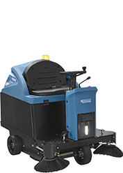 Global Industrial™ Auto Ride-On Sweeper
