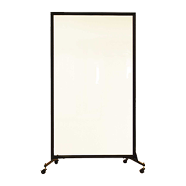 Clear Panel Mobile Dividers