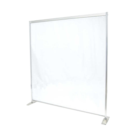 Clear Freestanding Dividers