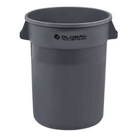 Global Industrial Trash Cans
