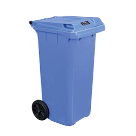 Global Industrial Mobile Trash Cans